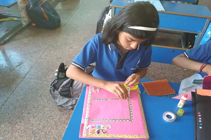 Aakash International School-Poster preparation