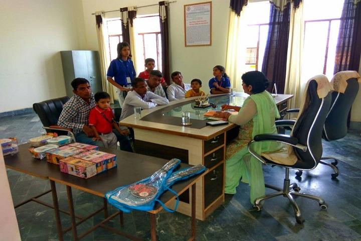 Aastha International Public School-Office