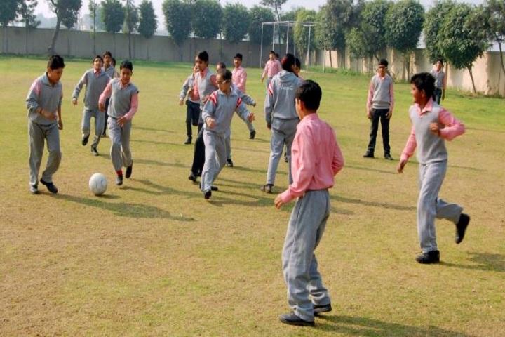 Acme International School-Sports
