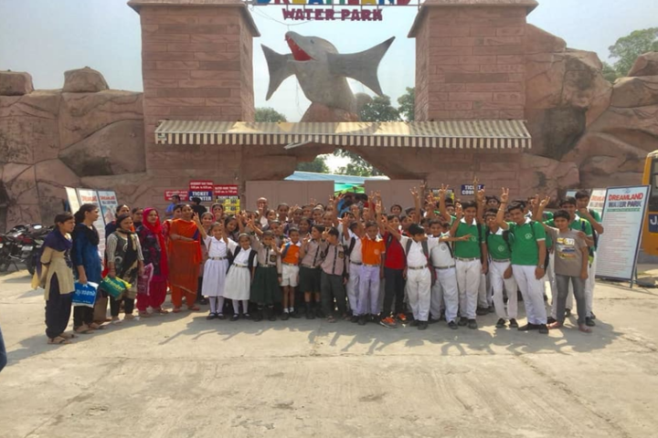 Adarsh Public Senior Secondary School-Excursion