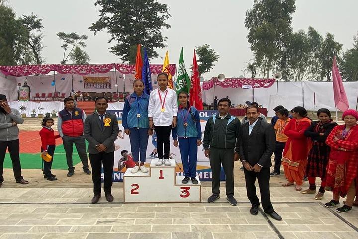 Adarsh Senior Secondary School-Winner