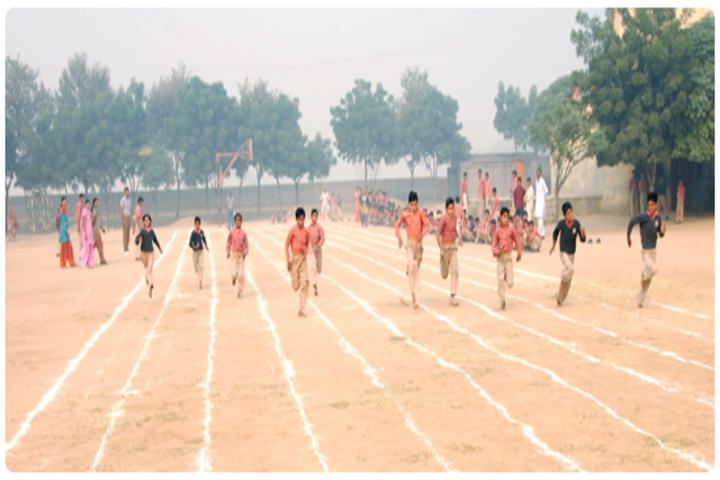 Adarsh Senior Secondary School-Athletics