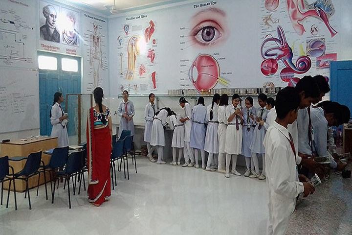 Adarsh Senior Secondary School-Biology-Lab