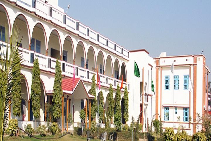 Adarsh Senior Secondary School-Campus-View