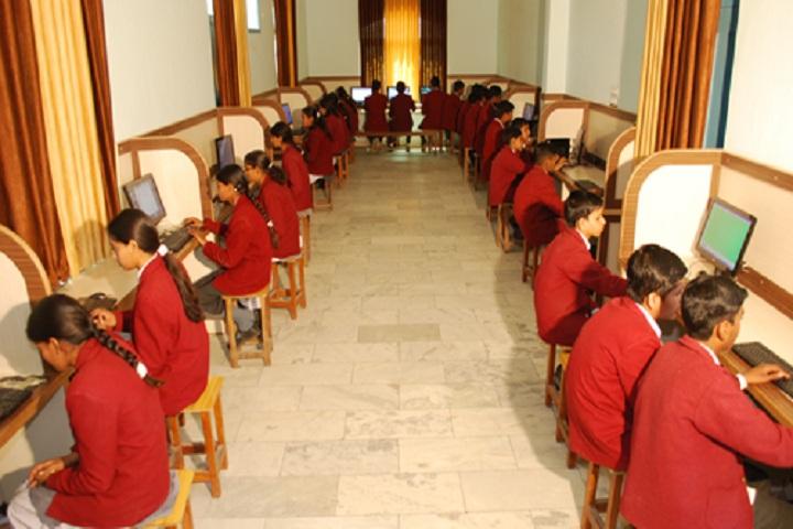 Adarsh Senior Secondary School-Computer-Lab