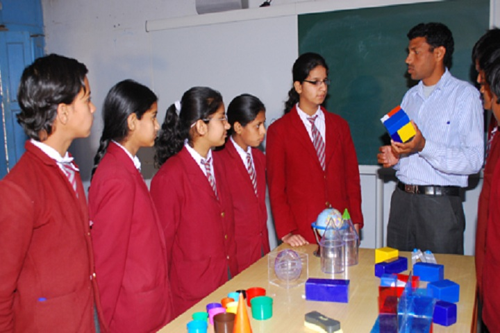 Adarsh Senior Secondary School-Mathematics-Lab