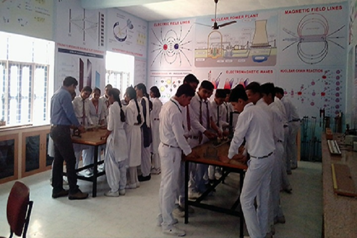 Adarsh Senior Secondary School-Physics-Lab