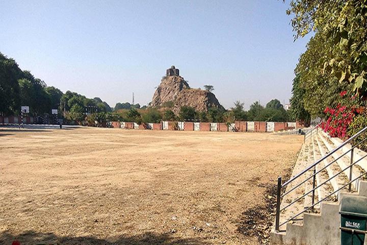 Adarsh Senior Secondary School-Play ground