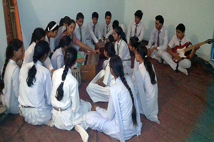 Adarsh Senior Secondary School-music-Lab