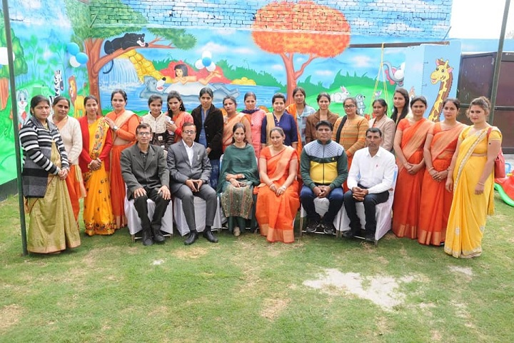 Adarsh Senior Secondary School Dadanpur-Staff