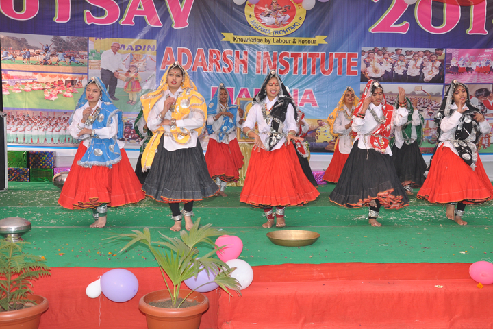 Adarsh Senior Secondary School-Dance