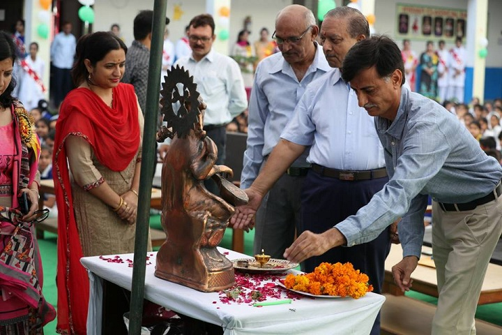 Adarsh Vidya Mandir-Events