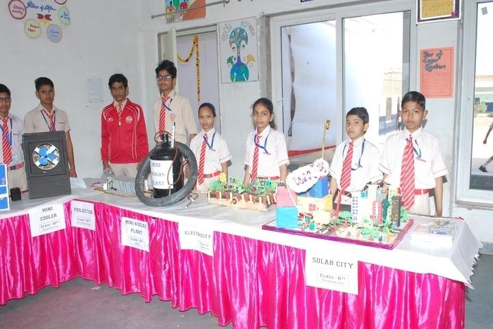 Aditya Army Public School-Exhibition