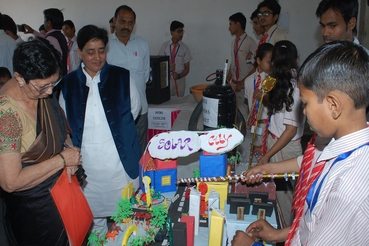 Aditya Army Public School-Experiment