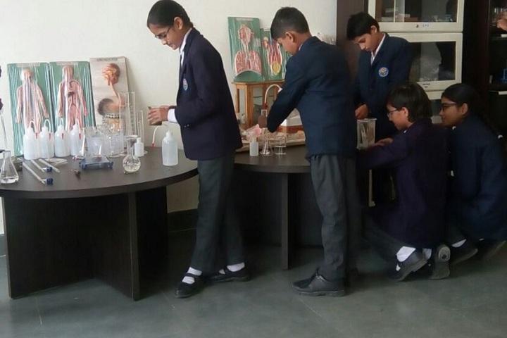 Aditya Public School-Biological Lab