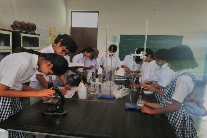 Aditya Public School-Chemistry Lab