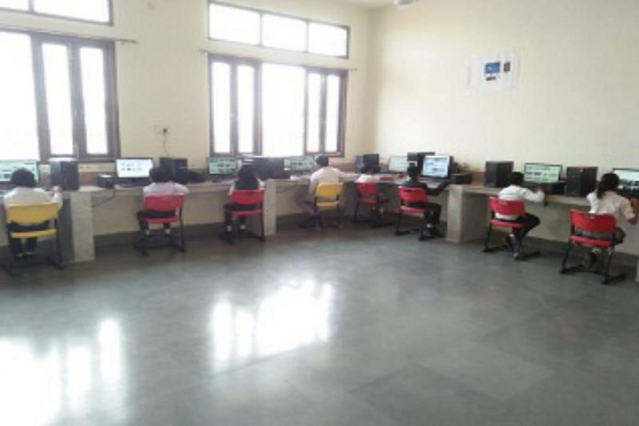 Aditya Public School-Computer Lab