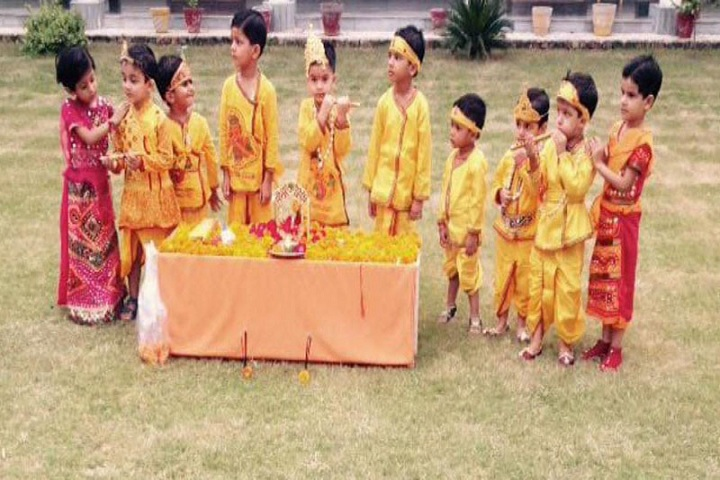 Aditya Public School-Events
