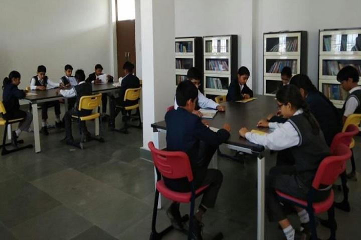 Aditya Public School-Library