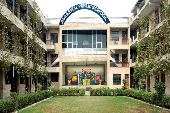 Aggarwal Public School-Campus