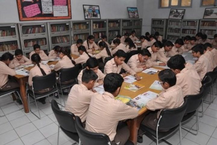 Aggarwal Public School-Library