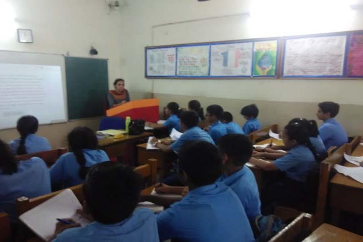 Air Force School-Classroom