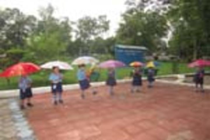 Air Force School-Outdoor Activity