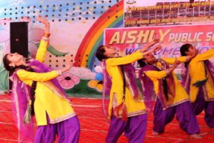 Aishly Public School-Dance