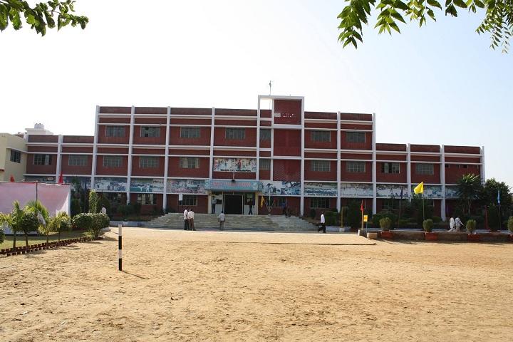 Aishly Public School-School View