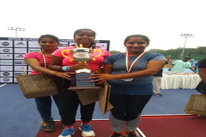 Ajanta Public School-Acheivements