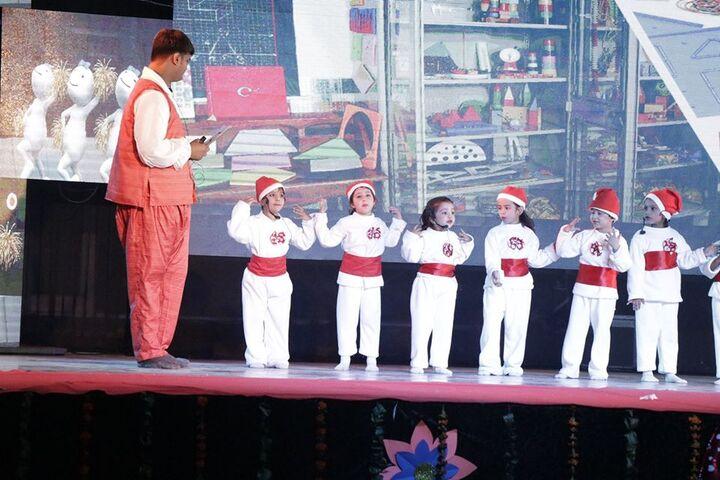 Ajanta Public School-Christmas Celebrations
