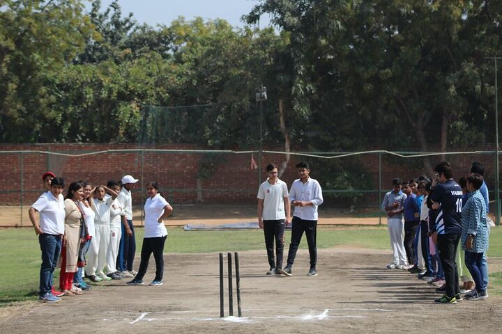 Ajanta Public School-Sports