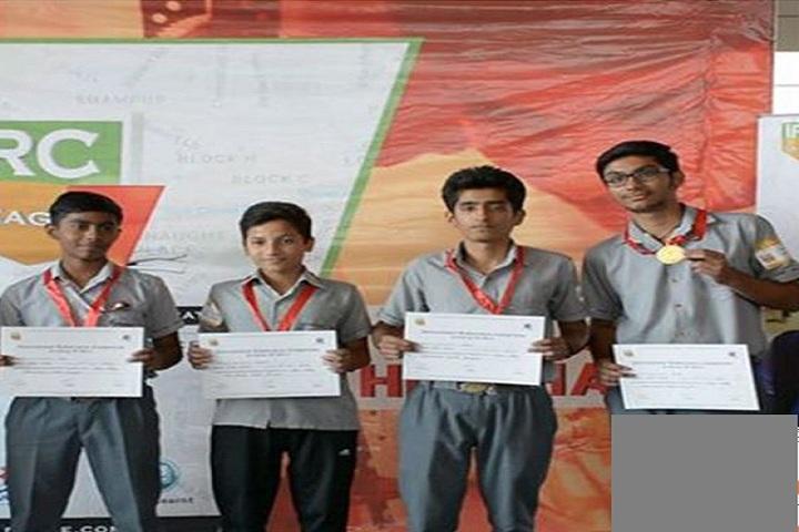 Ajanta Public School-Achievements