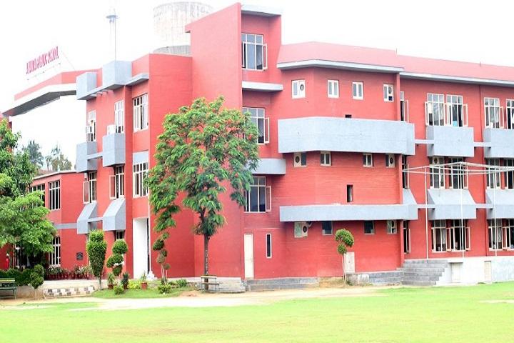 Ajanta Public School-School Building