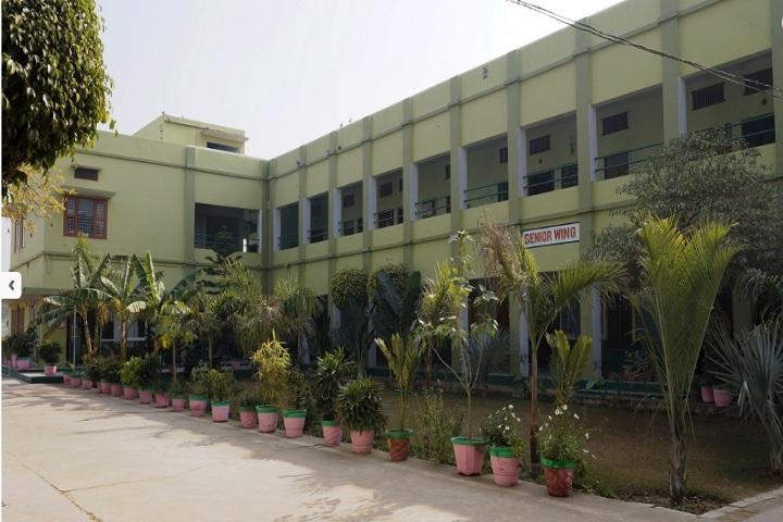 Ajanta Senior Secondary School-Building