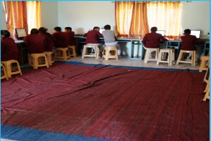 Ajanta Senior Secondary School-Computer Lab
