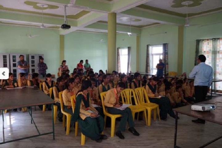 Ajanta Senior Secondary School-Seminar