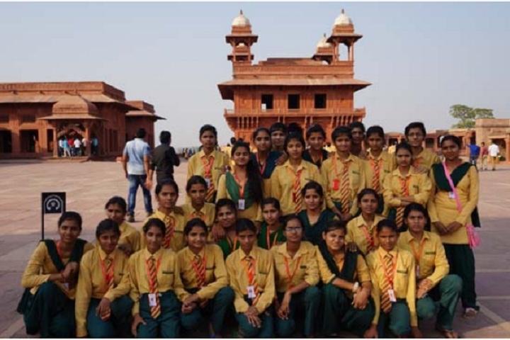 Ajanta Senior Secondary School-Tour