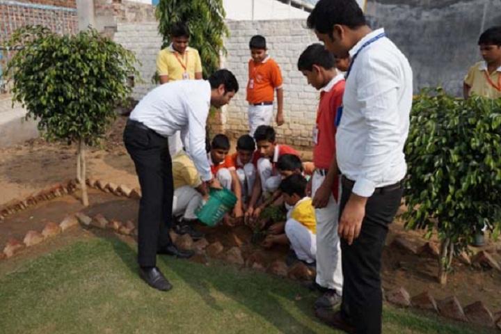 Ajanta Senior Secondary School-Plantation