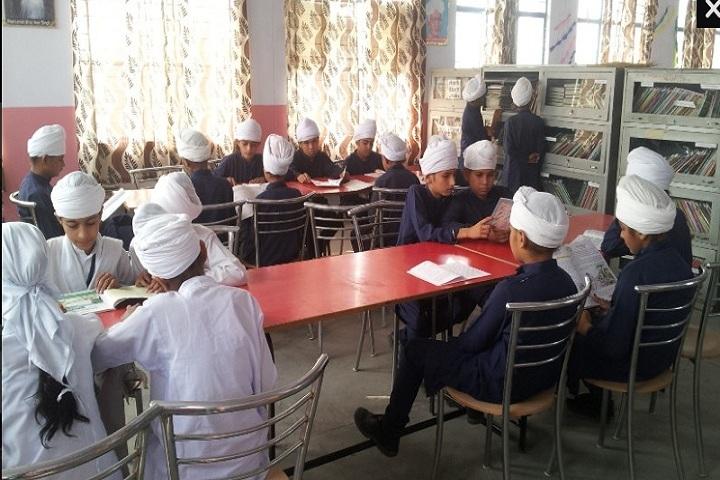 Akal Academy Bara Gura-Library