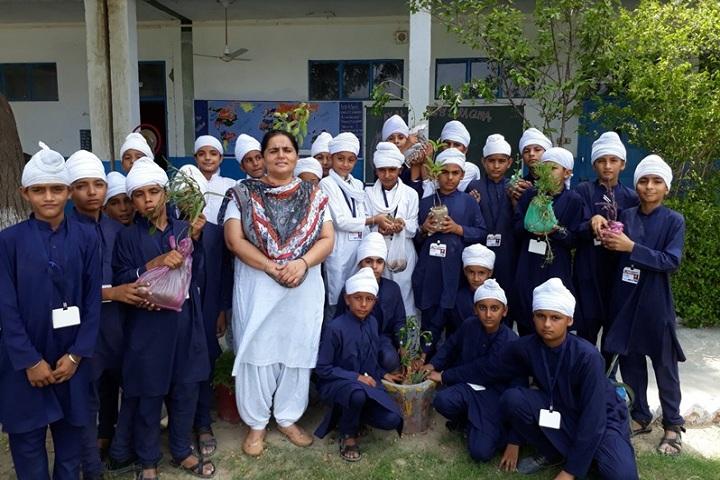 Akal Academy Bara Gura-Activity