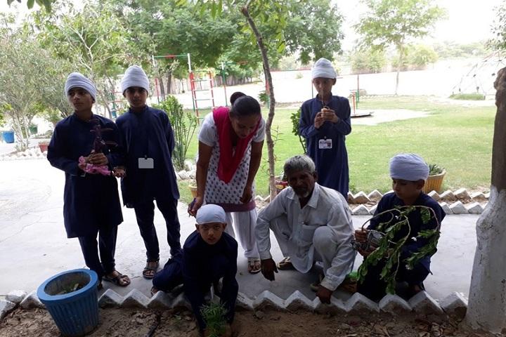 Akal Academy Bara Gura-Tree Plantation