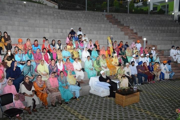 Akal Academy Ellenabad-Auditorium
