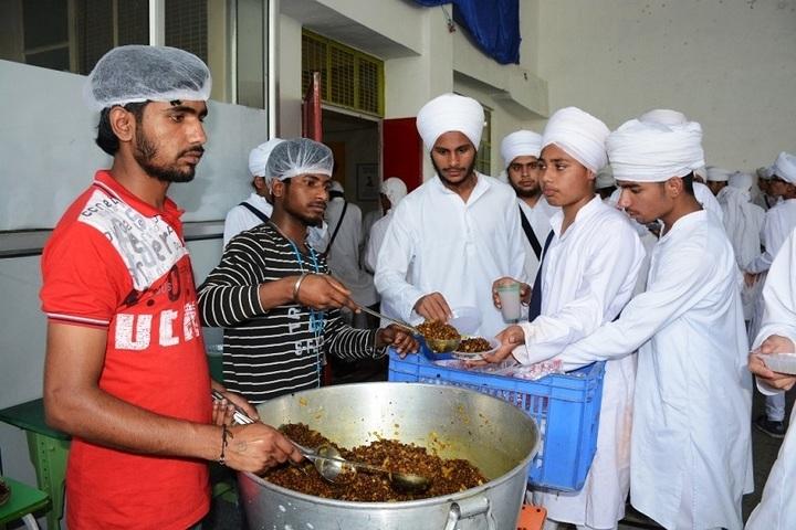 Akal Academy Ellenabad-Cooking Class