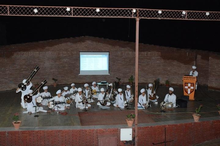 Akal Academy Ellenabad-Music