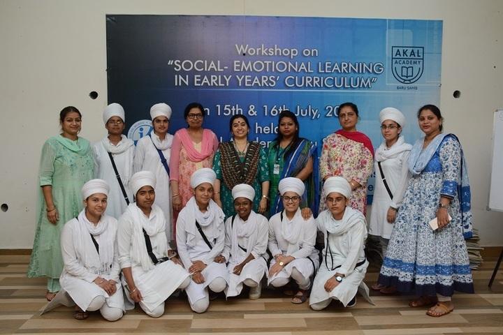 Akal Academy Ellenabad-Workshop