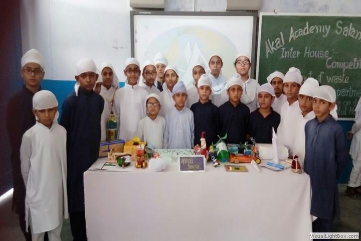 Akal Academy-School Exhibition