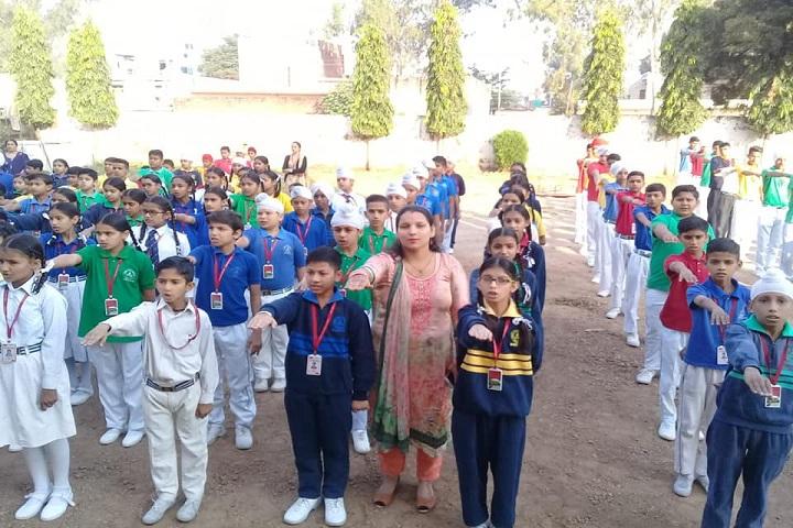 Akal Jyot Public School-Assembly