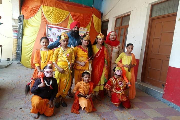 Akal Jyot Public School-Celebration