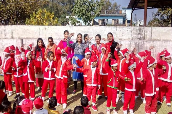 Akal Jyot Public School-Christmas Celebration